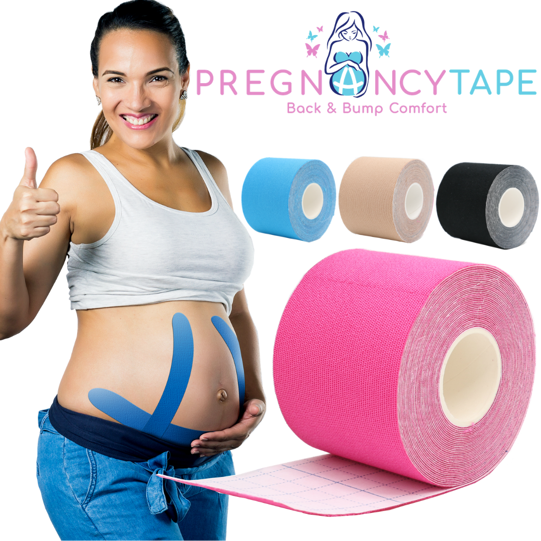 Pregnancy Tape - Cozy Bump