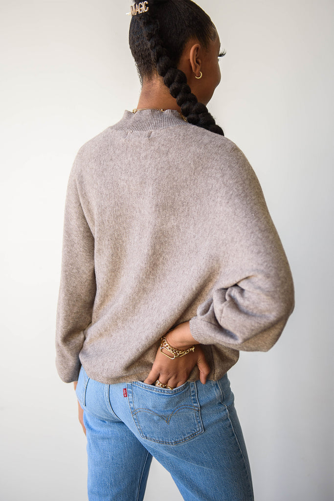 Right Choice Knit Sweater By For Good
