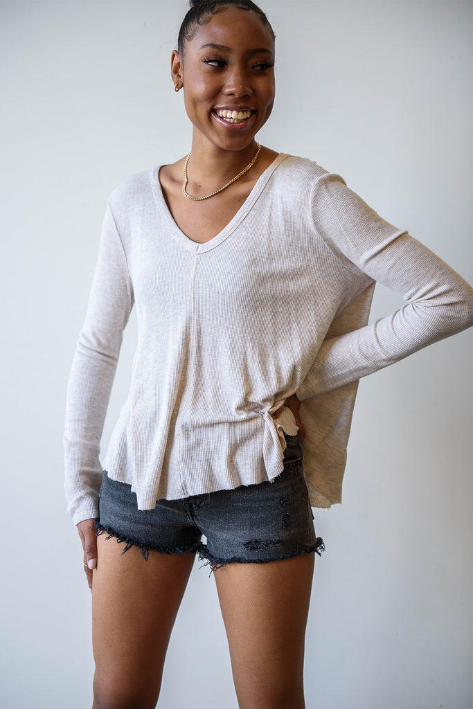 Spotlight Knit Top