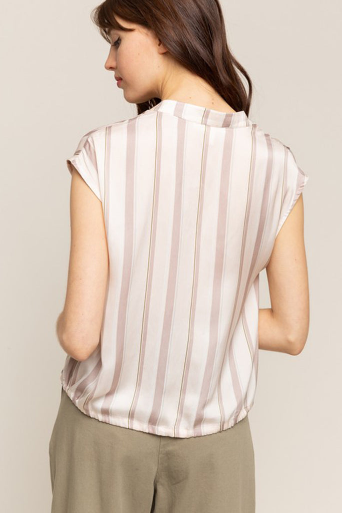 The Way It Goes Sleeveless Top By For Good