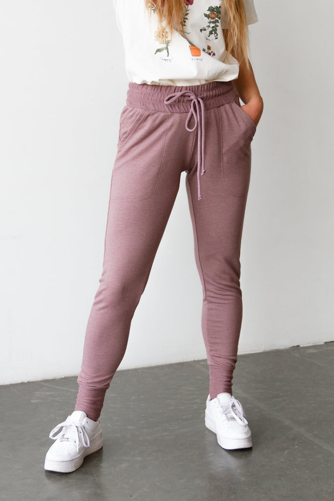 Crash Into Me Jogger Pants by Free People