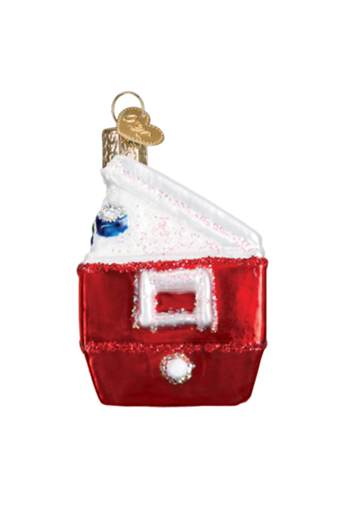 ice chest ornament