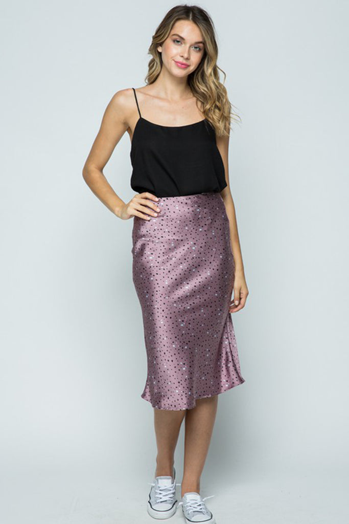 Loving You Is Fun Skirt