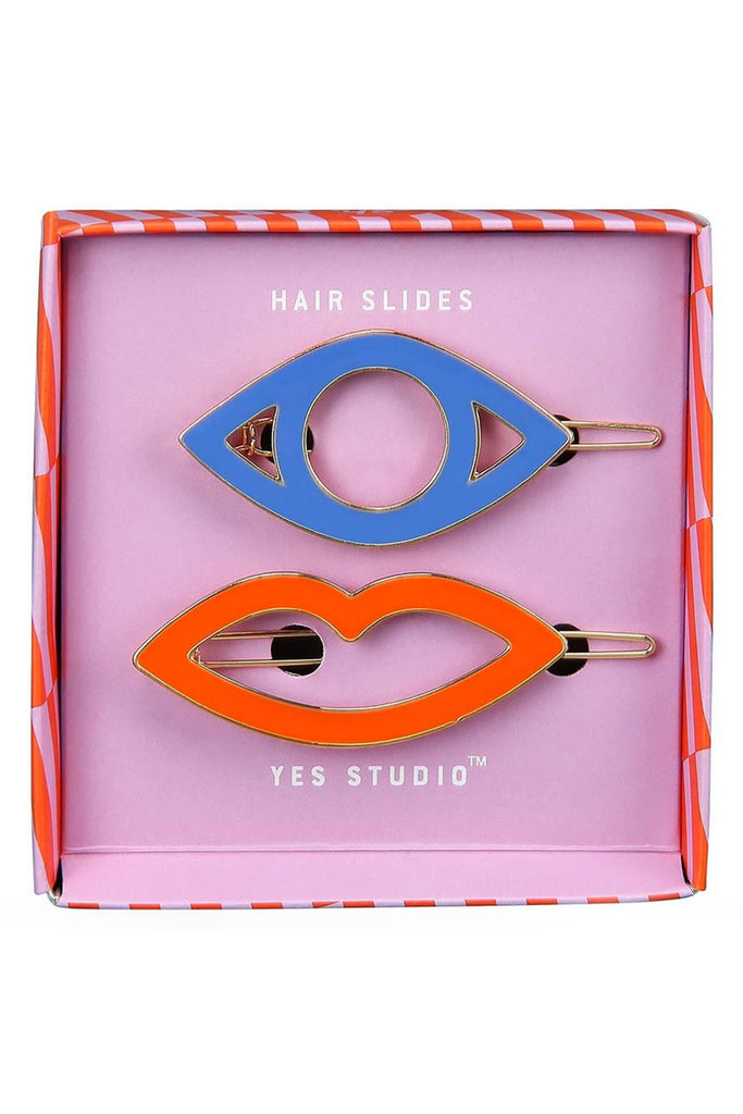 Hair Slides & Ties by Yes Studio