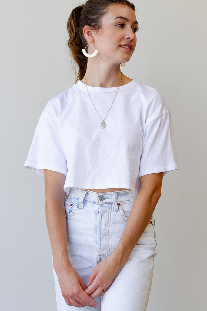 Just Right Crop Top