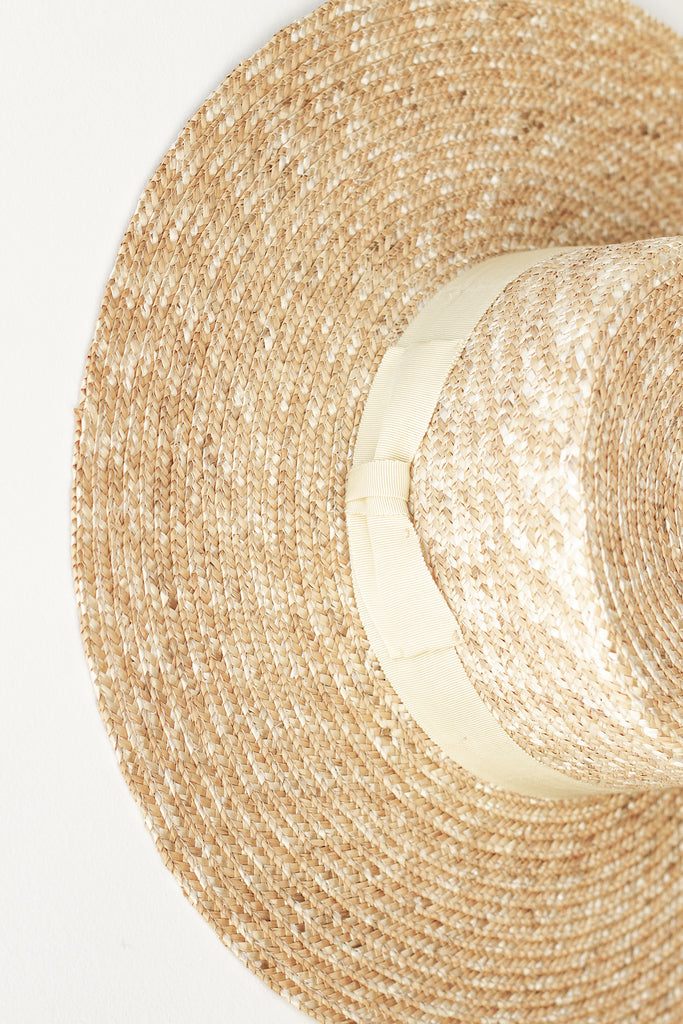 Natural Straw Hat