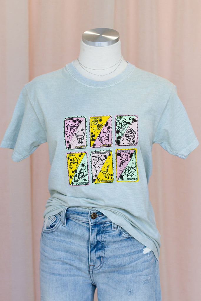 Tarot Card Graphic Tee