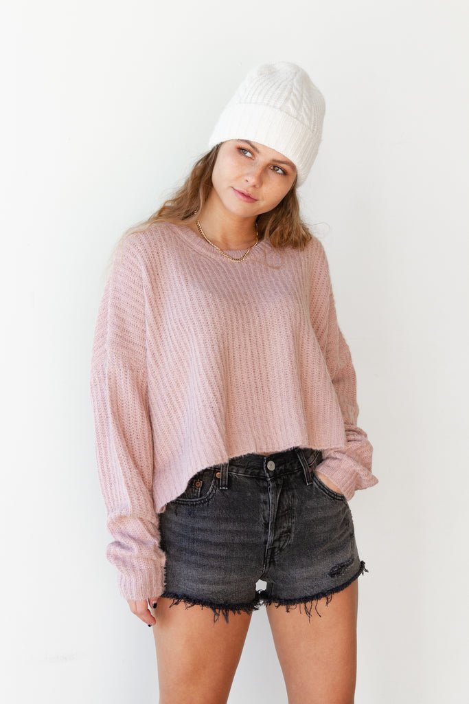 I Hope Knit Sweater