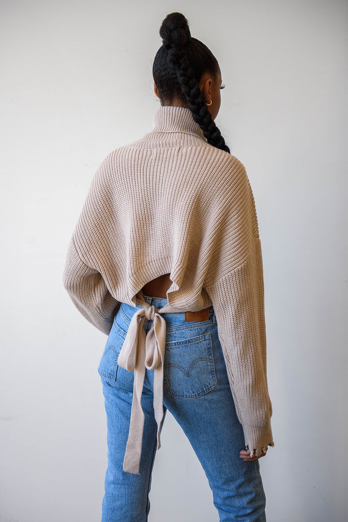 Never Know Knit Sweater