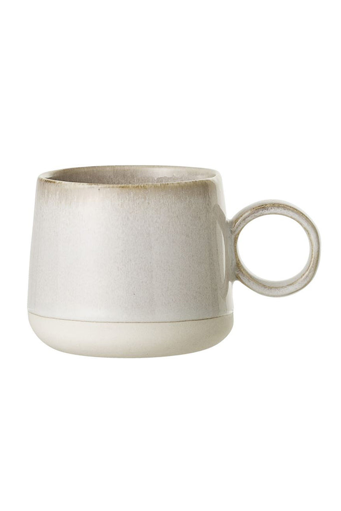 white mug by for good
