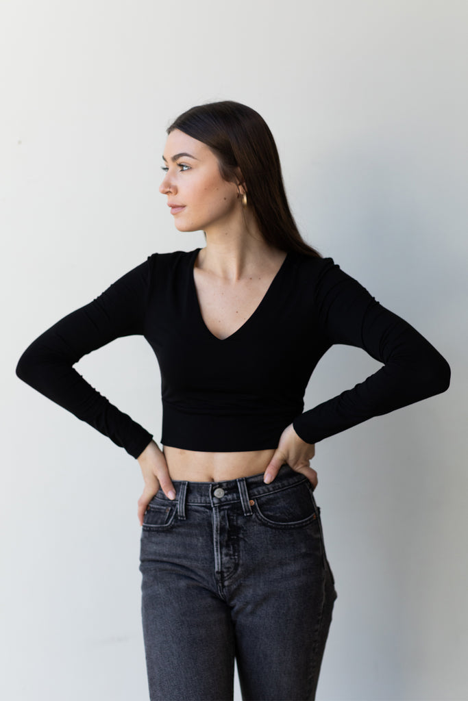 All Mine Crop Top By For Good