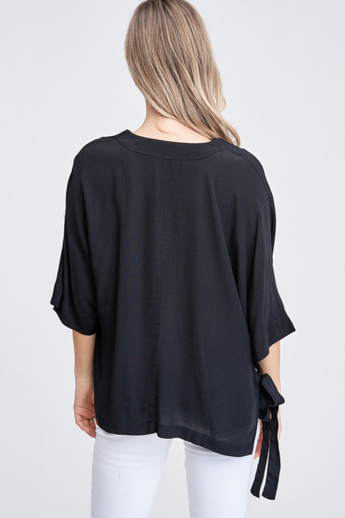 Small Wonder Flowy Top By For Good