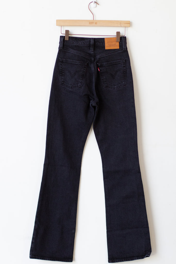 Ribcage Bootcut Jeans By Levi's