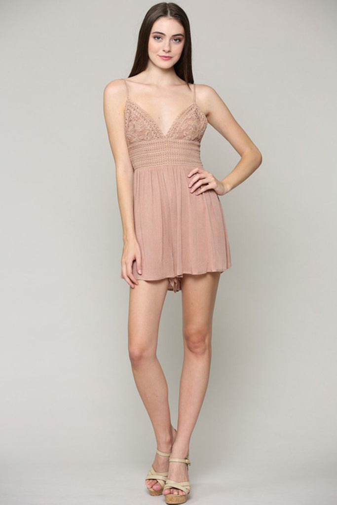 In My Head Romper