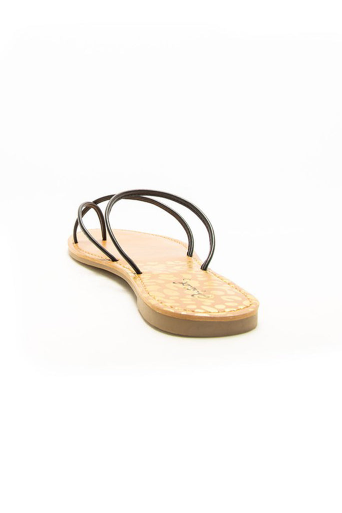 Moving Forward Strappy Sandal