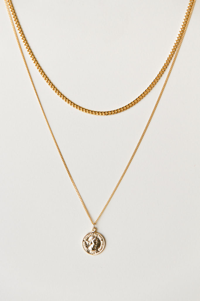 Open Up Chain Necklace