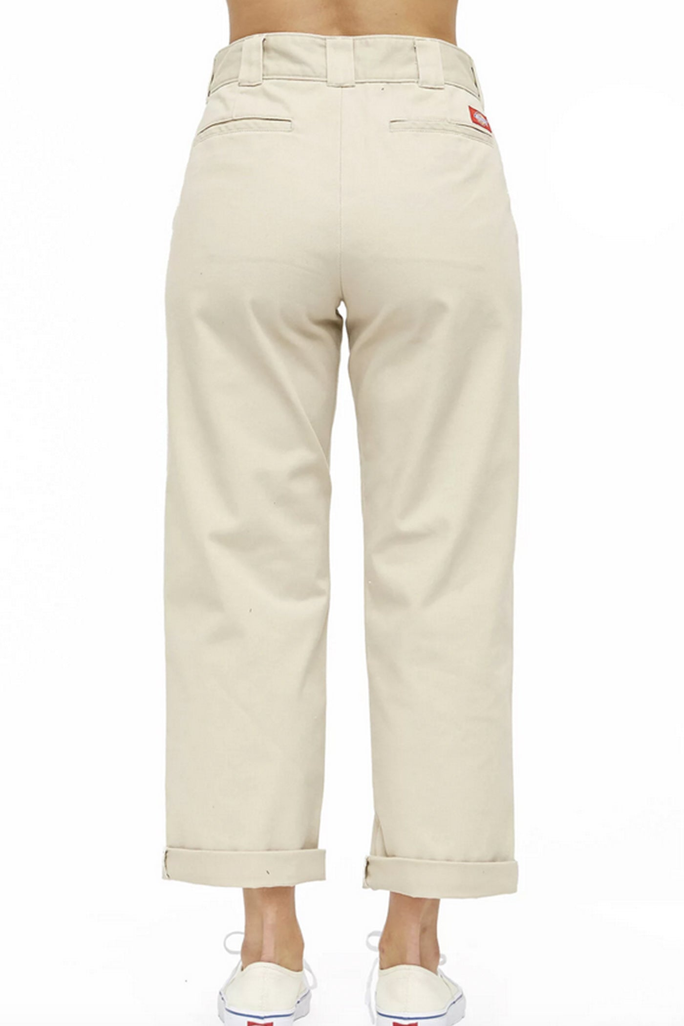Dickie's Work Crop Roll Hem Pants