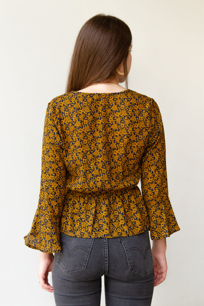 Endless Fun Floral Top