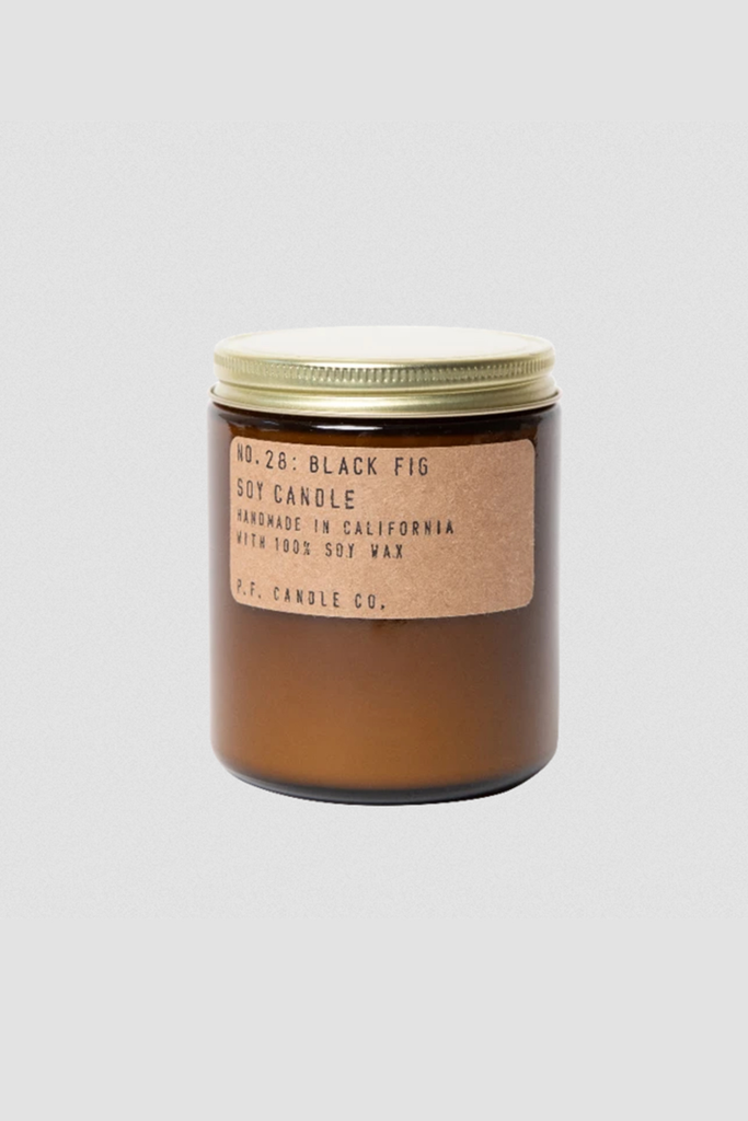 Black Fig P.F. Soy Candle
