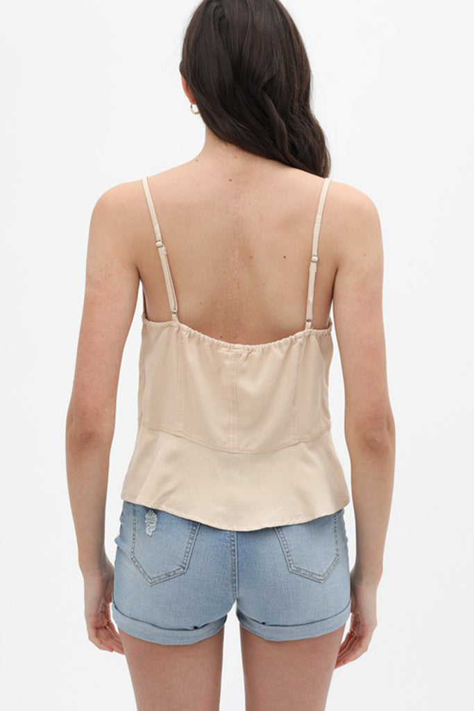 Come A Little Closer Cami Top