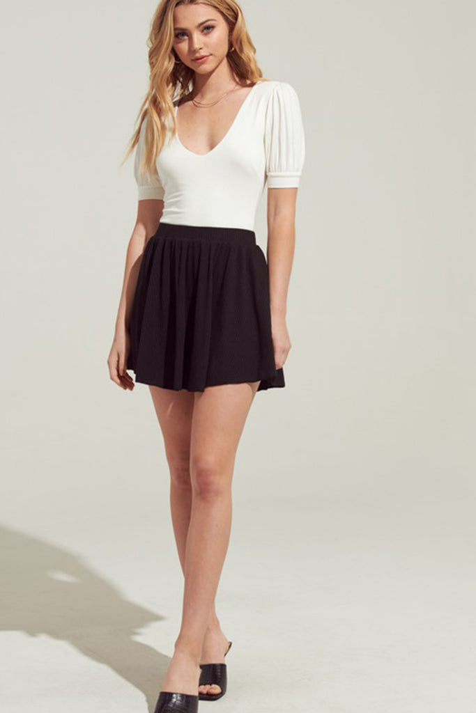 Make It Count Mini Skirt