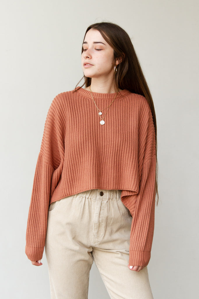 Embrace Elegance Knit Sweater