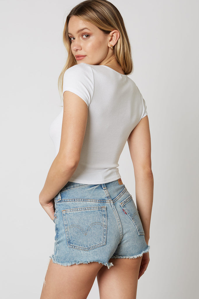 Little Darling Crop Top