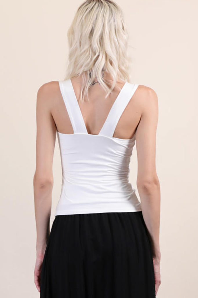 The Sooner You Know Sleeveless Top