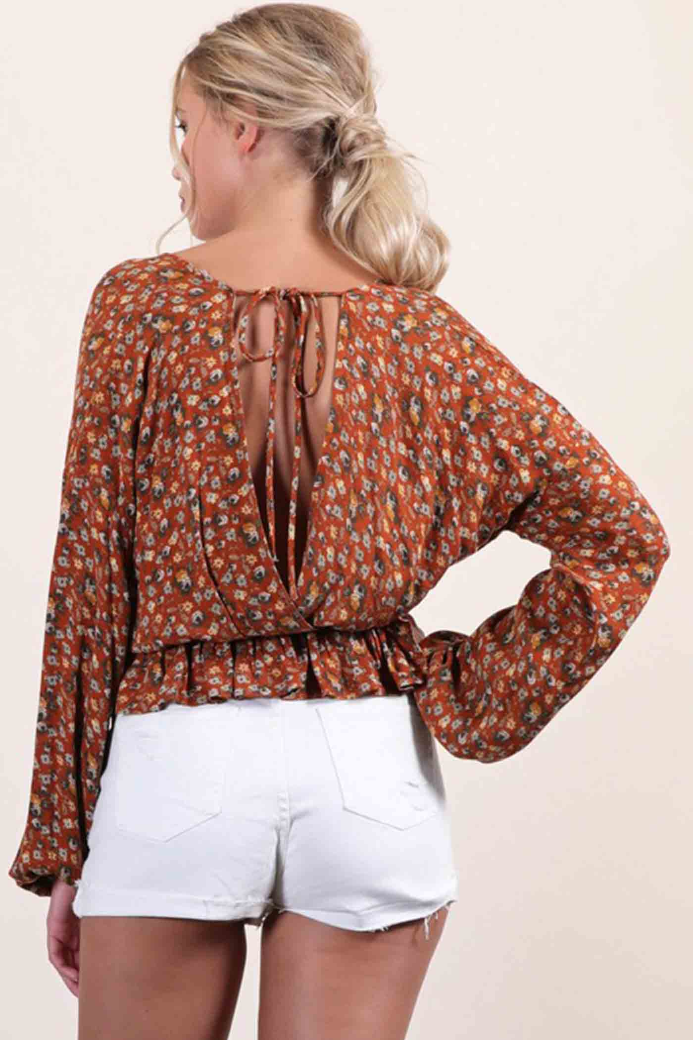 Flower Child Top