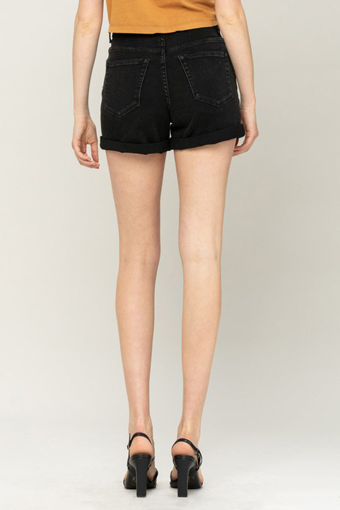 Out Of Time Denim Shorts