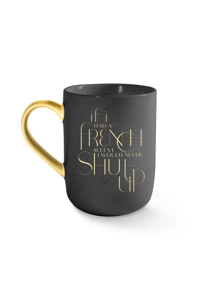 French Accent Mug by For Good