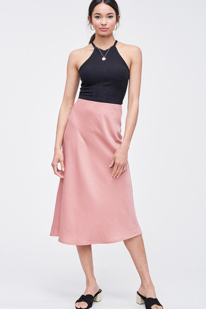 World Changer Midi Skirt