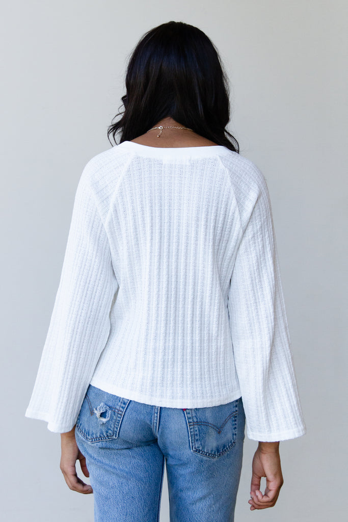 Best Mistake Ribbed Top By For Good