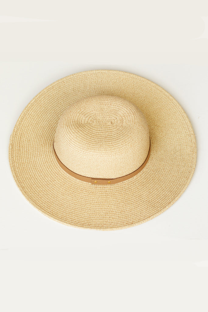 Summer Heat Straw Hat