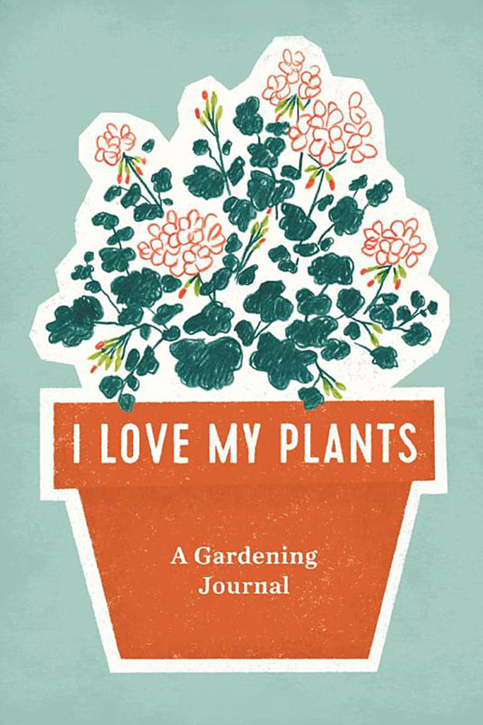 i love my plants book