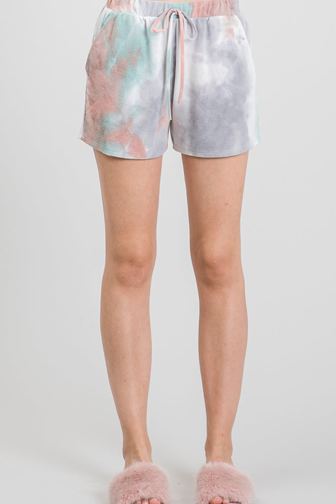 Island Time Tie Dye Shorts