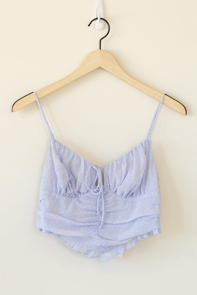 Take This Ruched Cami Top