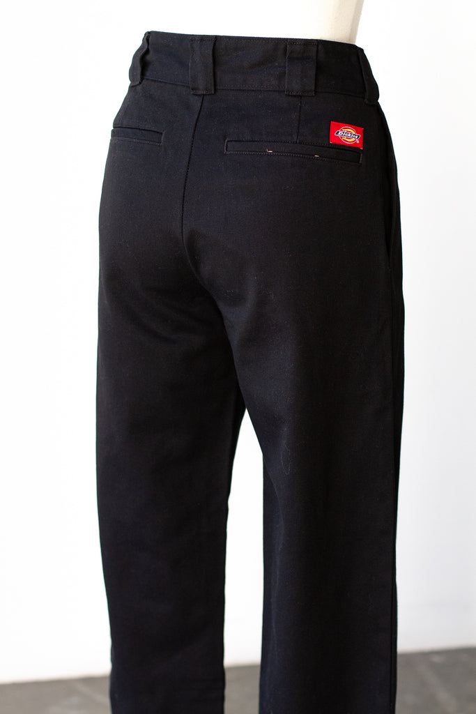 Dickies Work Crop Roll Hem Pants