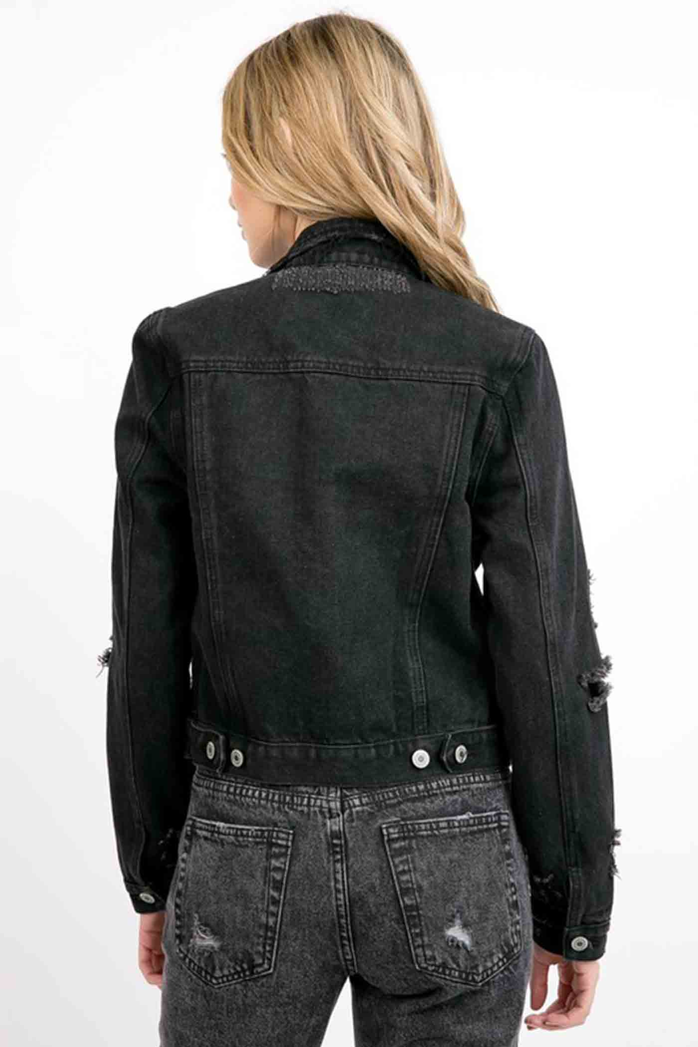 On Edge Jacket