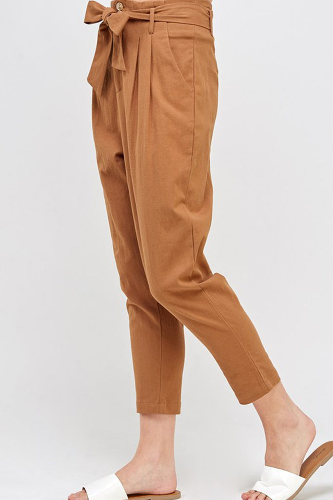 What Love Cropped Pants by For Good