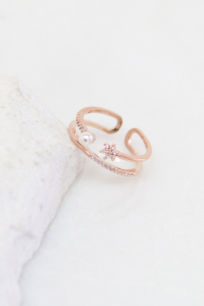 Love Is All Night Ring