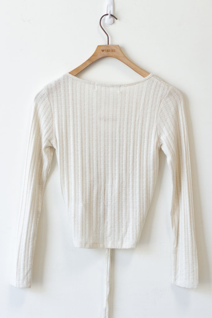 Smitten By You Long Sleeve Top