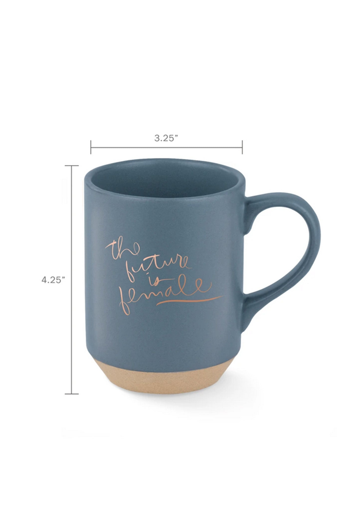 Future Is Female Mug by For Good