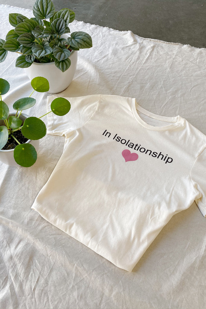 The In Isolationship Graphic Tee
