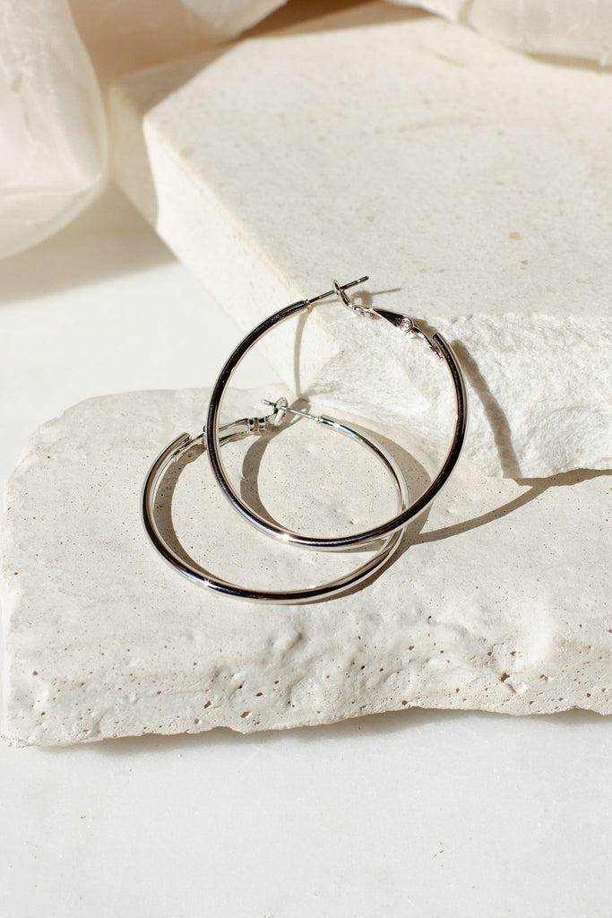 Dance On It Hoop Earrings