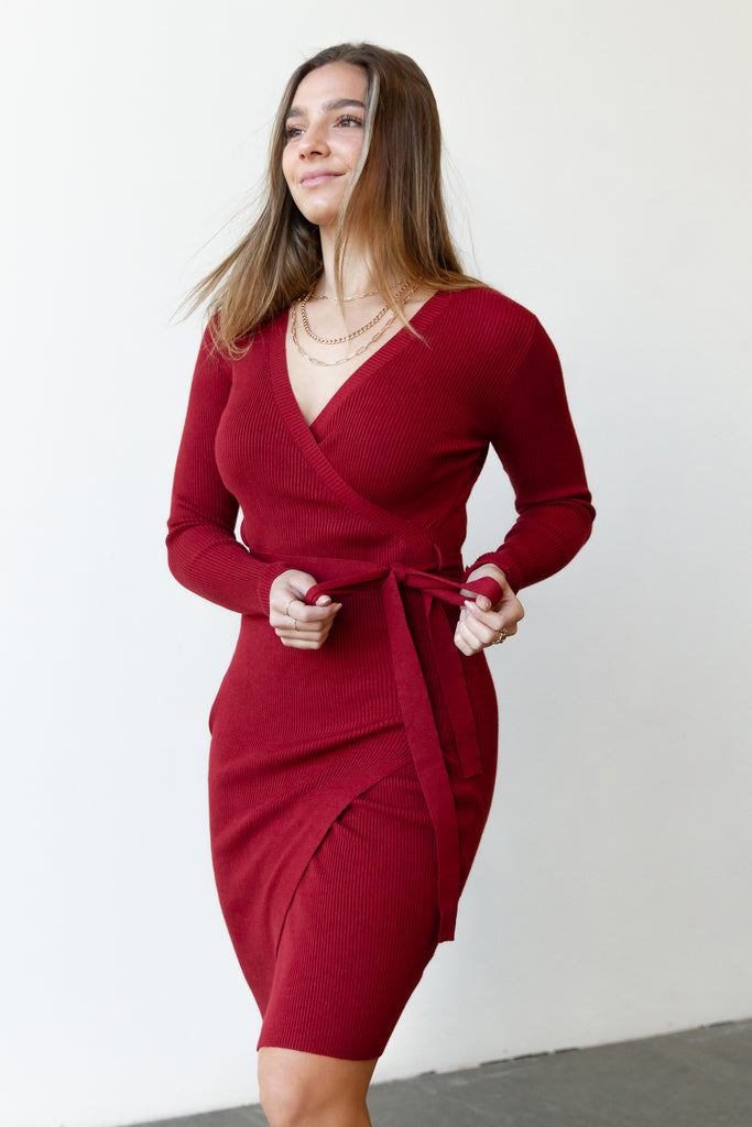 Successful Wrap Dress By For Good