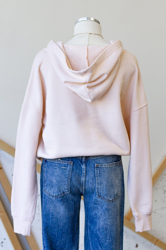Need To Know Hooded Sweater by Free People