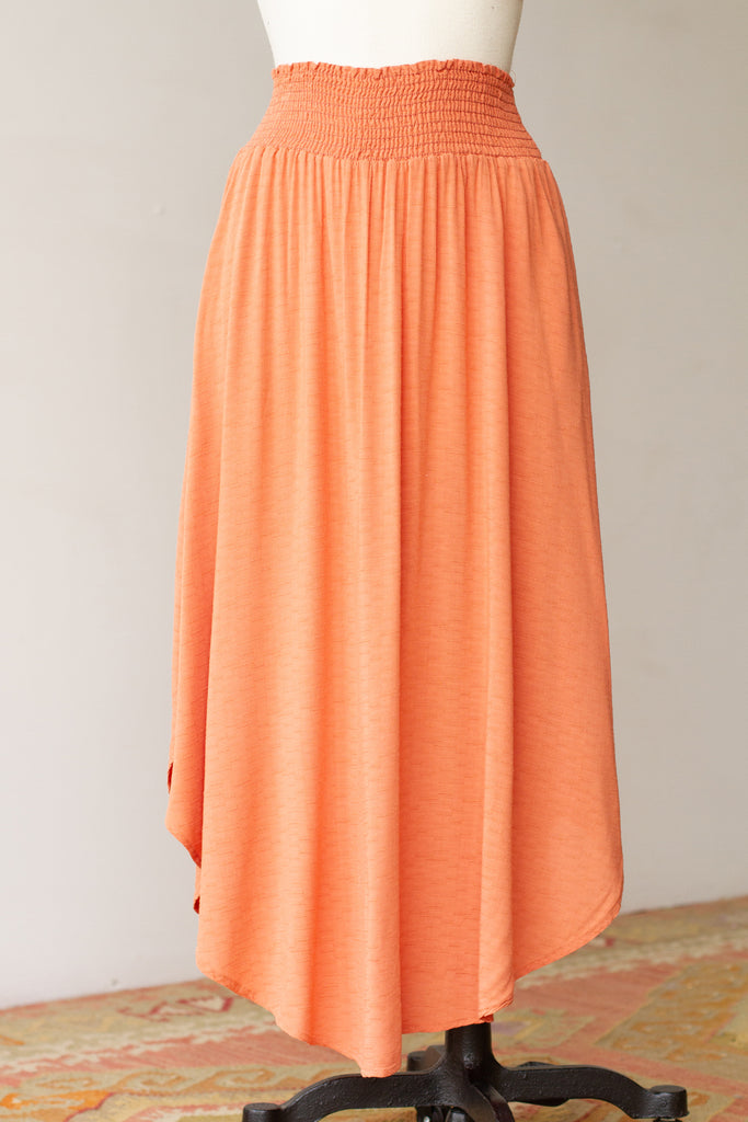 We Love It Maxi Skirt by For Good