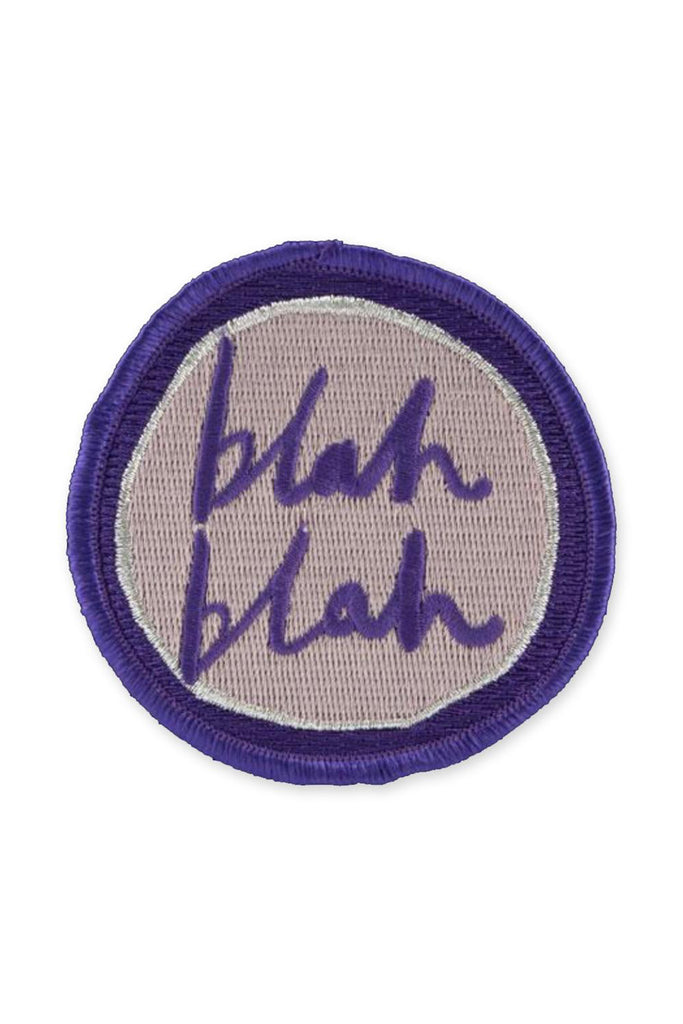 Blah Blah Patch by U Studio