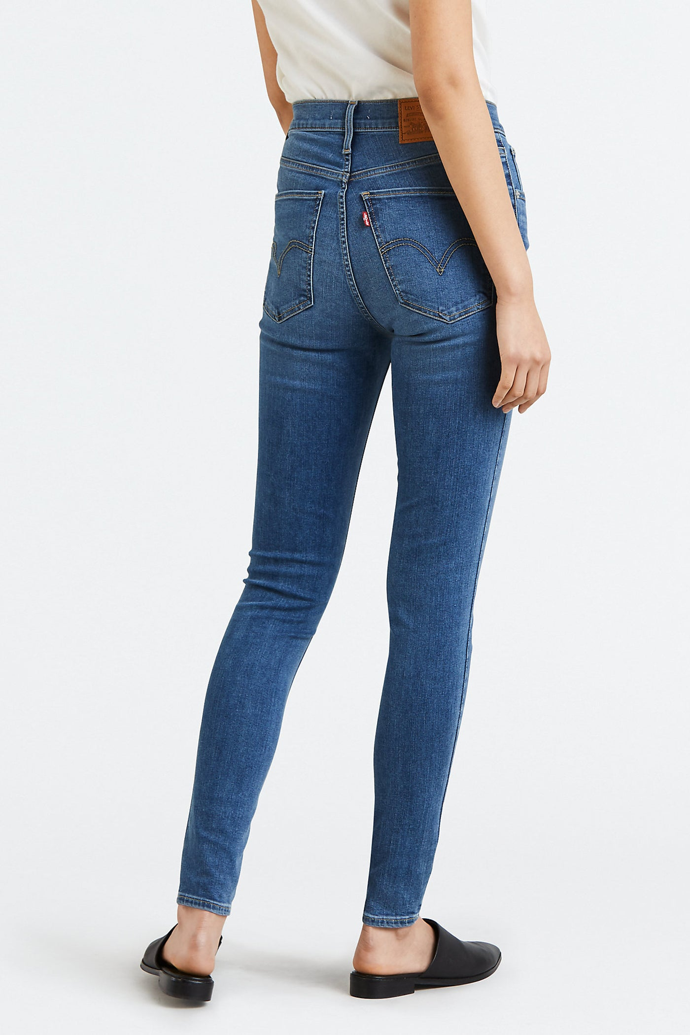 Mile High Super Skinny Jeans by Levi's